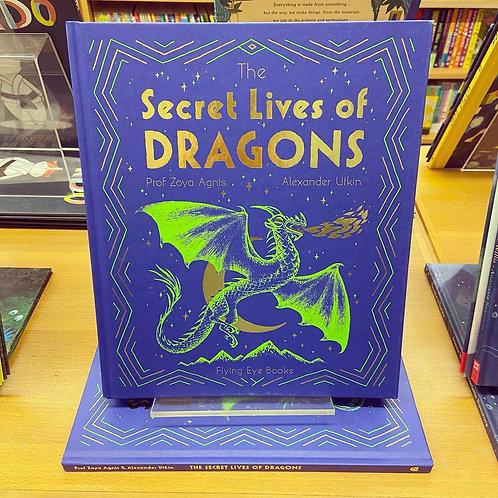 The Secret Lives of Dragons   Prof. Zoya Agnis and Alexander Utkin