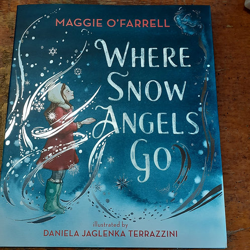 Where Snow Angels Go | Maggie O'Farrell