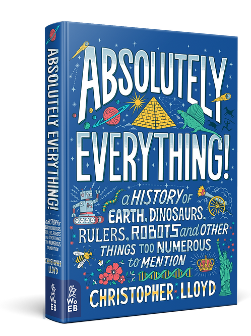 Absolutely Everything | Christopher Lloyd