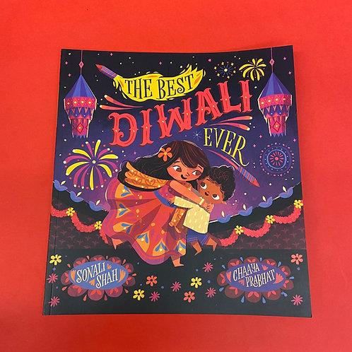 The Best Diwali Ever   Sonali Shah and Chaaya Prabhat