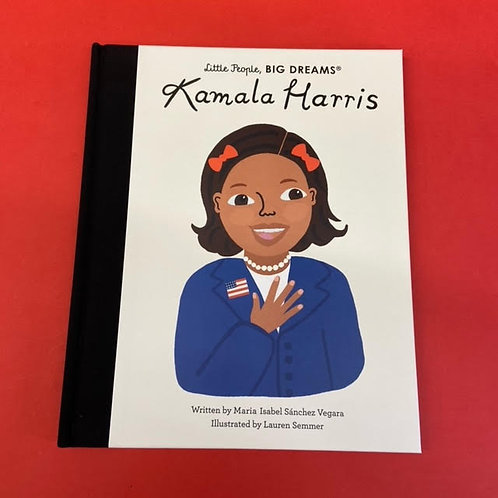 Kamala Harris | Maria Isabel Sanchez Vegara