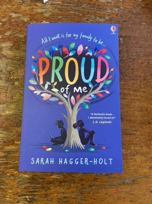 Proud Of Me | Sarah Hagger-Holt