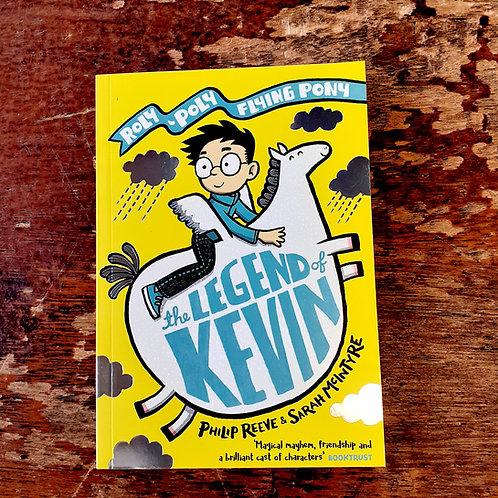 Legend of Kevin | Reeve & McIntyre