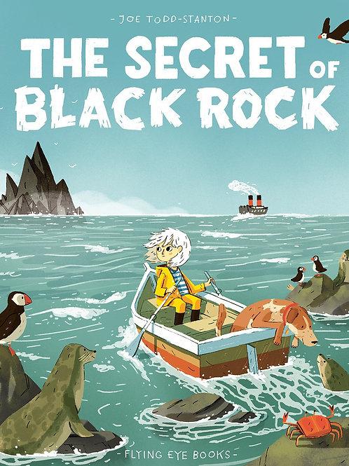The Secret of Black Rock | Joe Todd-Stanton