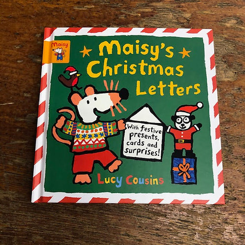 Maisy's Christmas Letters | Lucy Cousins