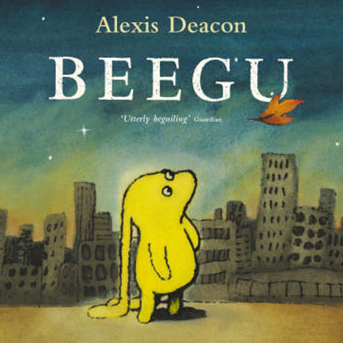 Beegu | Alexis Deacon