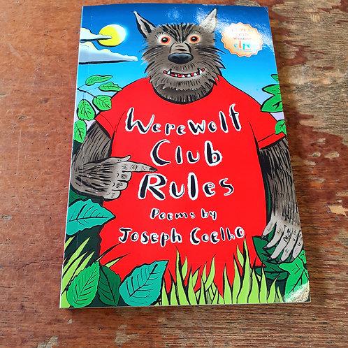 Werewolf Club Rules | Joseph Coelho