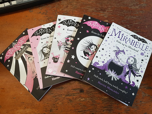 Isadora Moon (Series) | Harriet Muncaster