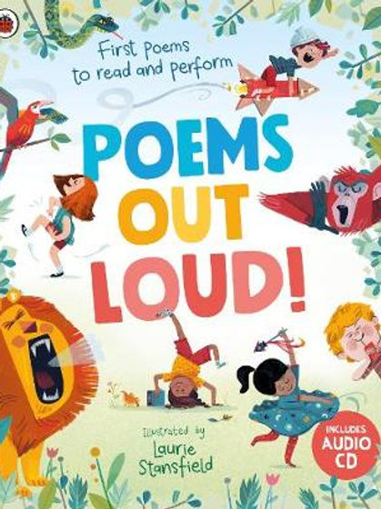 Poems Out Loud   illustrated by Laurie Standfield