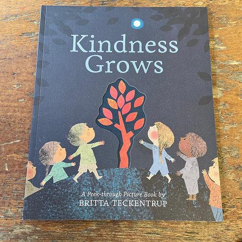 Kindness Grows | Britta Teckentrup