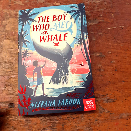 The Boy Who Met a Whale | Nizrana Farook