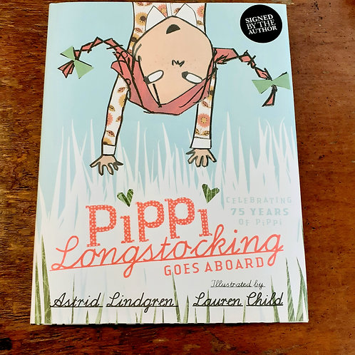 Pippi Longstocking Goes Abroad | Astrid Lindgren and Lauren Child