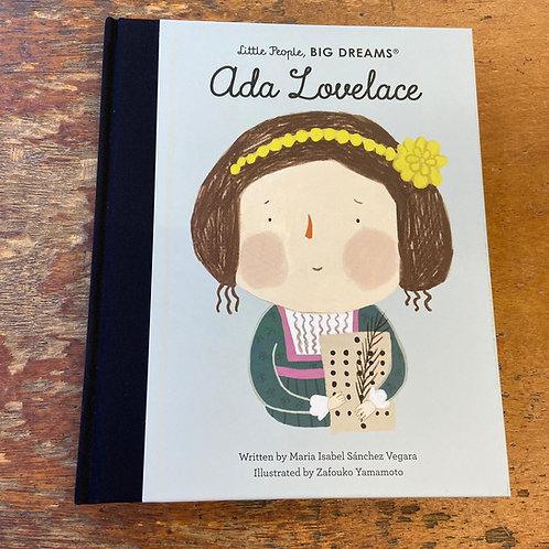 Ada Lovelace [Little People Big Dreams]   Maria Isabel Sanchez Vegara