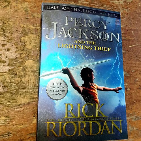 Percy Jackson and the Lightning Thief | Rick Riordan