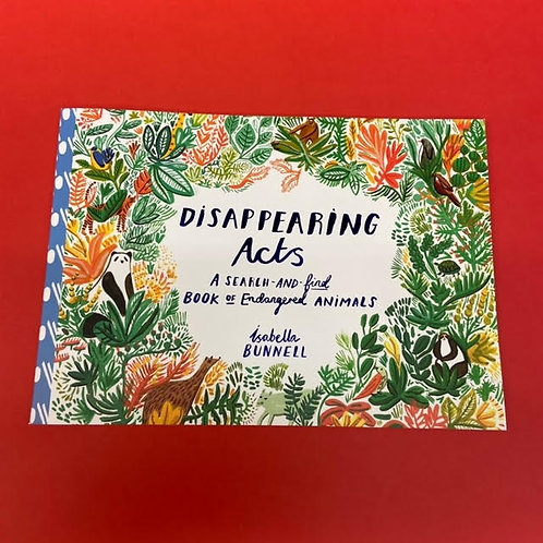 Disappearing Acts | Isabella Bunnell