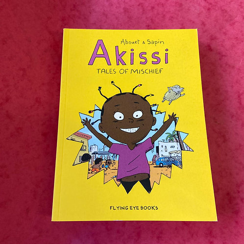 Akissi: Tales of Mischief | Marguerite Abouet  &  Mathieu Sapin
