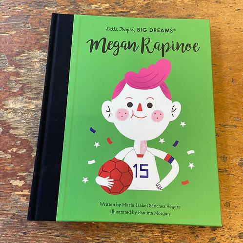 Megan Rapinoe [Little People Big Dreams] | Maria Isabel Sanchez Vegara