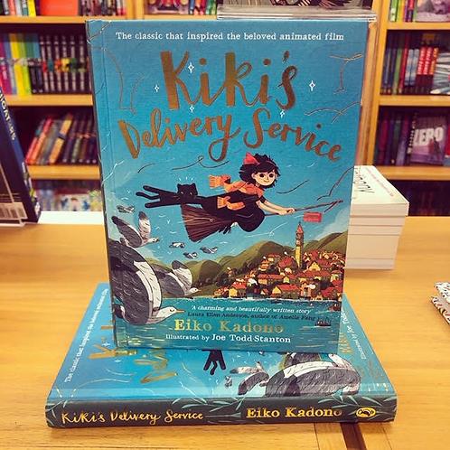 Kiki's Delivery Service |Eiko Kadono