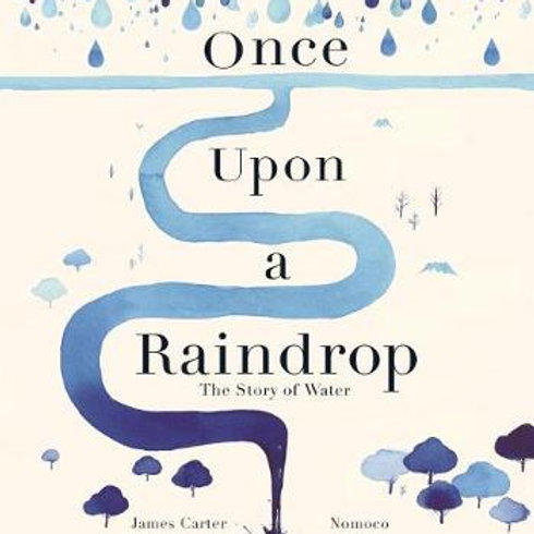 Once Upon A Raindrop: The Story of Water | James Carter and Nomoco