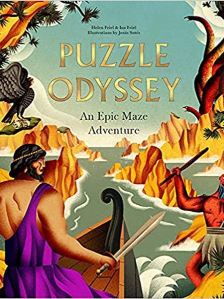 Puzzle Odyssey   An Epic Maze Adventure