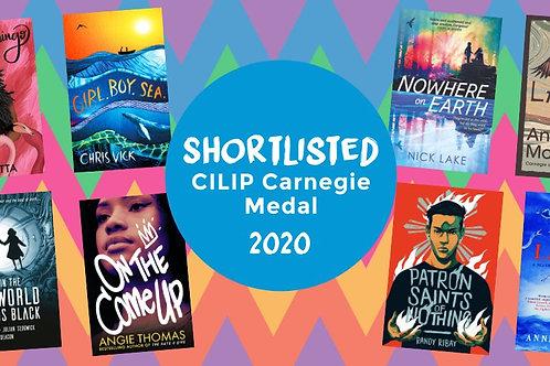 Carnegie Shortlist (8 Books)