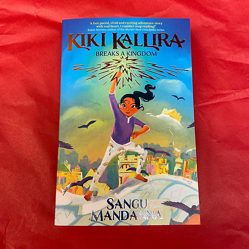 Kiki Kallira Breaks A Kingdom | Sangu Mandanna