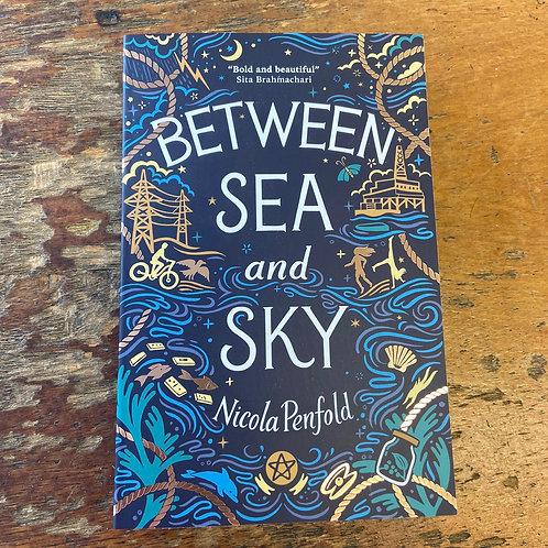 Between Sea and Sky   Nicola Penfold