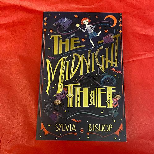 The Midnight Thief | Sylvia Bishop