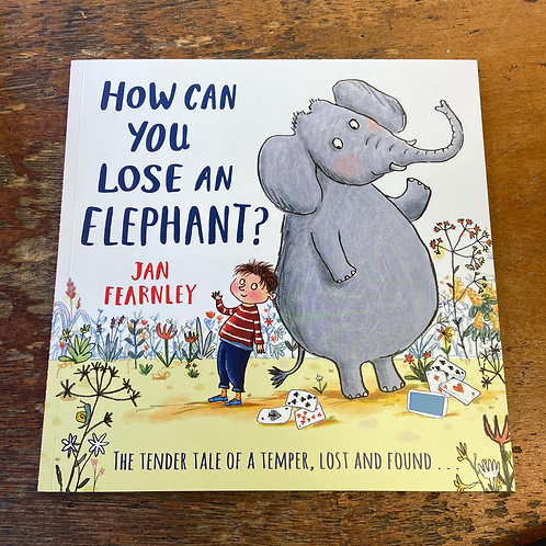 How Can You Lose an Elephant | Jan Fearnley