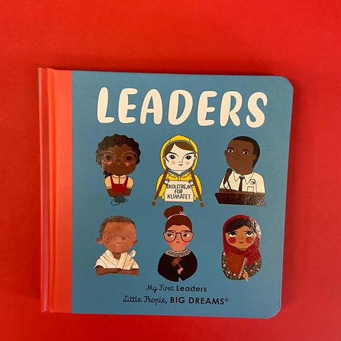 My First Leaders   Little People Big Dreams