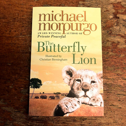 The Butterfly Lion | Michael Morpurgo