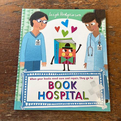 Book Hospital | Leigh Hodgkinson