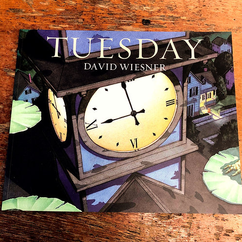 Tuesday | 	David Wiesner