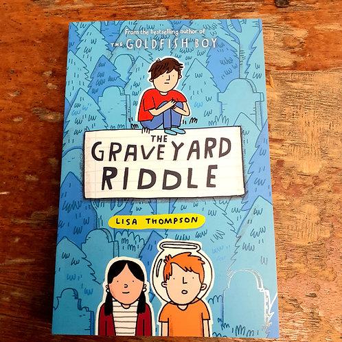 The Graveyard Riddle | Lisa Thompson