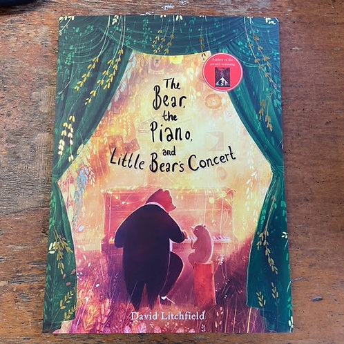 The Bear, The Piano and The Little Bear's Concert