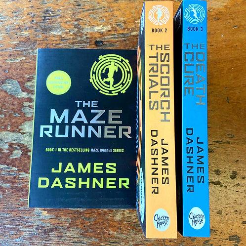 Maze Runner | James Dashner | series