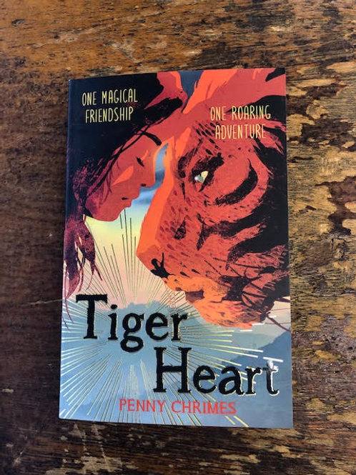 Tiger Heart | Penny Chrimes