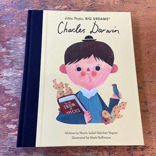 Charles Darwin [Little People Big Dream] | Maria Isabel Sanchez Vegara