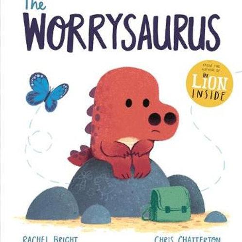 The Worrysaurus | Rachel Bright