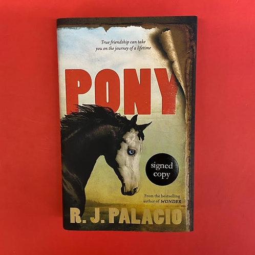 Pony   R J Palacio