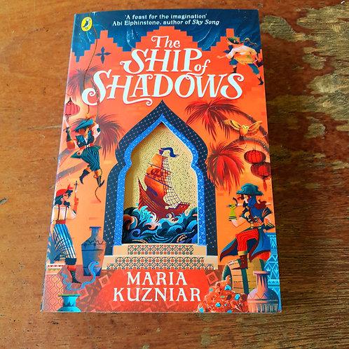 Ship of Shadows | Maria Kuzniar