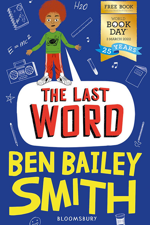 Pack of 50: The Last Word   Ben Bailey Smith