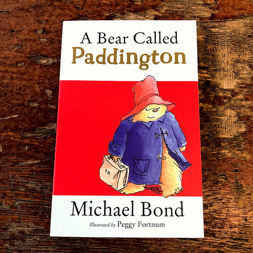 Bear Called Paddington | Michael Bond