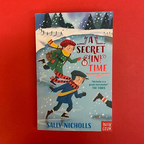 A Secret in Time   Sally Nicholls