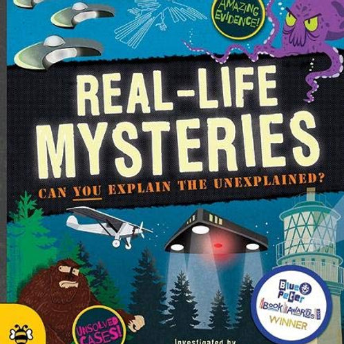 Real-Life Mysteries |  Susan Martineau and Vicky Barker