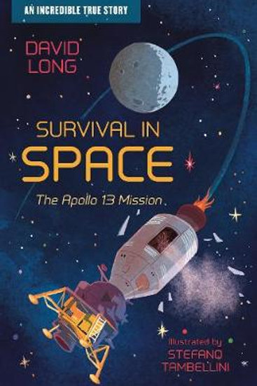 Survival in Space: The Apollo 13 Mission   David Long