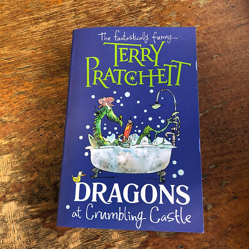 Dragons at Crumbling Castle, And Other Stories | Terry Pratchett