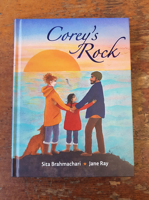 Corey's Rock | Sita Brahmachari and Jane Ray