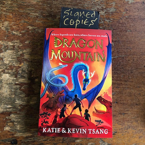 Dragon Mountain | Katie and Kevin Tsang