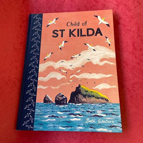 Child of St Kilda | Beth Waters